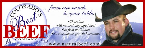 Colorado's Best Beef Banner